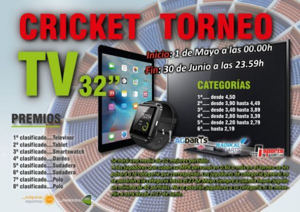 Torneo Cricket
